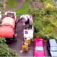 Чиновники объяснили, почему мусор в Минске вывозится неправильно