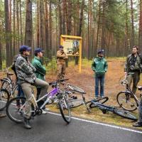 Генеральный директор нацпарка «Беловежская пуща» разъяснил причины новых расценок для велотуристов