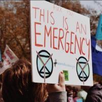 Экоактивисты перекрыли улицы Лондона в первый день London Fashion Week