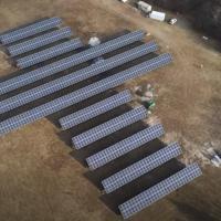 Католическая семинария в США построила солнечную электростанцию в форме креста