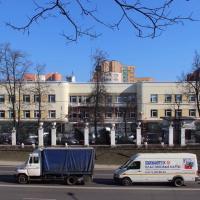 В Минске собираются снести историческое здание в стиле конструктивизма