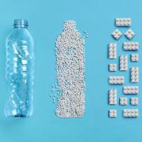Lego начнет выпускать конструкторы из переработанного пластика
