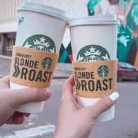 Коронавирус заставил Starbucks вернуться к одноразовым стаканчикам