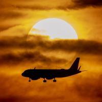 Объем вредных выбросов от самолетов сократился в мире на треть