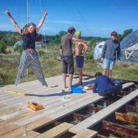 Крутая жизнь в шведском экопоселении. Опыт «наших» людей