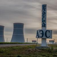 Лукашенко надеется получить первую энергию от Островецкой АЭС к 7 ноября