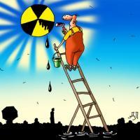 Атомная энергетика вытесняет «зеленую»