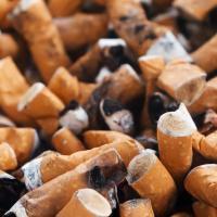 Сигаретные фильтры стали пластиковым загрязнителем №1