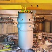 Эксперты обеспокоены: на Островецкой АЭС установили повреждённый корпус реактора