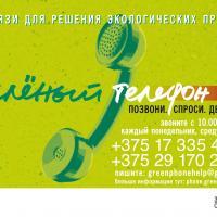 Горожан волнуют парковки на зелёных зонах, уплотнительная застройка и бездомные животные: в Беларуси заработал «Зелёный телефон»