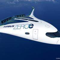 Airbus объявил, что построит самолёт без выбросов к 2035 году