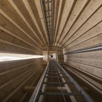 Ветрогенераторы из дерева. В Европе придумали новый способ спасти климат
