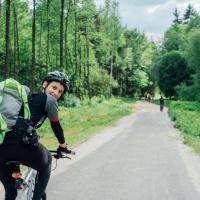 Минские велосипедисты собирают деньги, чтобы спасти друга: у парня онкология