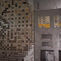 Зал управления чернобыльским реактором открыли для туристов