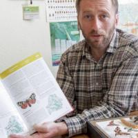История влюблённого в работу исследователя: как бабочки защищают беларусские болота
