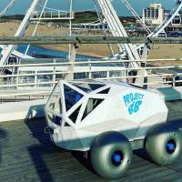 В Нидерландах сделали робота, который собирает окурки
