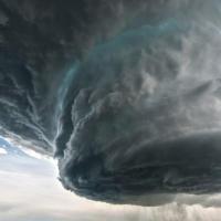 Повышение температуры океана провоцирует увеличение количества ураганов