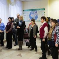 Фоторепортаж: Как в Березинском заповеднике учили учителей экологии