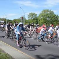Виват, велосипед! Как прошел велокарнавал в Минске (Обновлено)