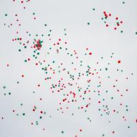 В Бобруйске планируют запустить в небо сотни гелиевых шаров