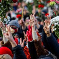В Минске похоронили Романа Бондаренко