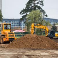 В Минске уничтожают водно-зелёный диаметр... указом президента