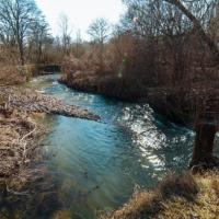 В Украине зафиксировали самый низкий за 100 лет уровень воды в реках
