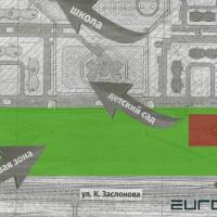 Вернікі vs актывісты: у Салігорску слуханні па новай царкве пайшлі на другі круг