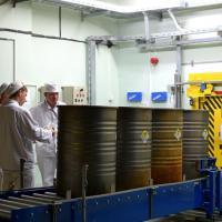 На Чернобыльской АЭС заработал завод по переработке жидких РАО