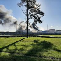 Взрыв на заводе белёной целлюлозы в Светлогорске. Погиб один человек