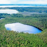 В нацпарке «Браславские озёра» расширят зону, где можно жечь костры и рассекать на квадроцикле