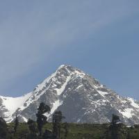 Впервые за 30 лет Гималаи стали видны из индийского города Джаландхар
