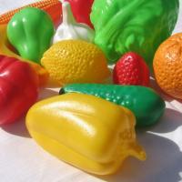 Посмотрите, как микропластик добрался до овощей, которые мы едим