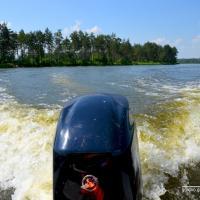 Рейд по Неману с инспектором «ГАИ на воде»: За что выписывают штрафы владельцам лодок и катеров