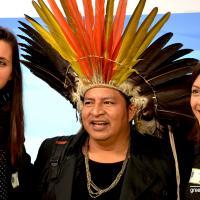 Достучаться до небес: на климатический саммит в Париж съехались все коренные народы мира