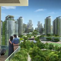 Пазл устойчивого города