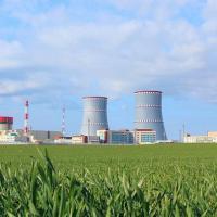 Мінэнерга: на Беларускую АЭС прывезлі ядзернае паліва