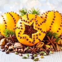 Как украсить новогоднюю ёлку вкусно и экологично?