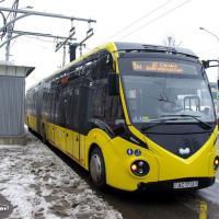 В Минске хотят заменить все автобусы на троллейбусы с автономным ходом и электробусы
