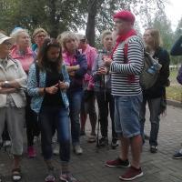 Дикая природа, лабрадвор и шутки про подростковый секс. В Минске прошёл пятый прогулочный марафон