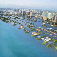 Уровень мирового океана будет расти веками, даже если мы выполним задачи по сокращению выбросов