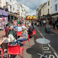 В городах, удобных для пеших прогулок, у людей ниже риск развития гипертонии