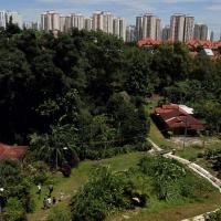 Лоронг Буангкок – последняя деревня в Сингапуре