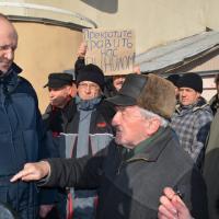 «Чернобыль в отдельно взятом районе». В Гомеле прошли массовые протесты против работы обойной фабрики