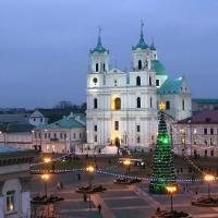 На католическое Рождество ожидается мокрый снег и дождь