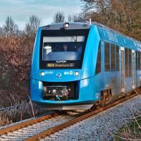 Во Франции начнут курсировать водородные поезда