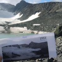 Один из крупнейших ледников Полярного Урала полностью растаял