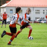 Дети-футболисты команды «А1 Юниор» поддержали сверстников из SOS-Детских деревень в акции «100 гадзін з А1»