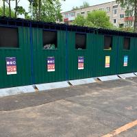 В Минске до середины декабря обещают установить почти 400 модульных конструкций для сбора отходов