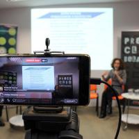 Презентация исследования Satio об интересе беларусов к экологической тематике и деятельности ЭНГО